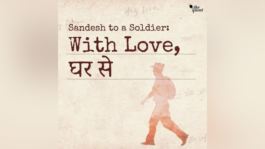 Sandesh To A Soldier - Saavn - English Podcast - Download