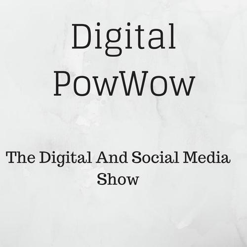 Logo of digital PowWow Podcast by gaathastory