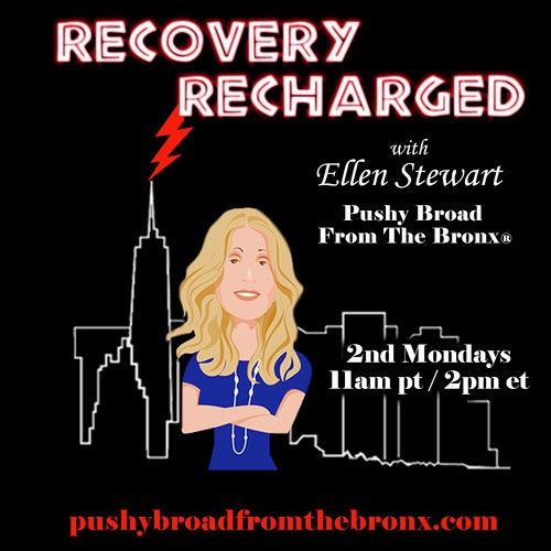 Recovery Recharged with Ellen Stewart